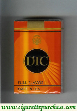 Discount DTC Full Flavor cigarettes soft box