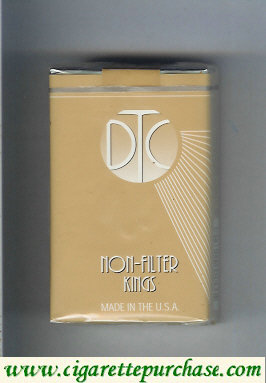 Discount DTC Non-Filter Kings cigarettes soft box