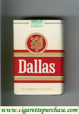 Discount Dallas cigarettes soft box