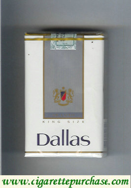Discount Dallas De Luxo cigarettes soft box