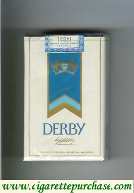 Discount Derby Suaves cigarettes soft box