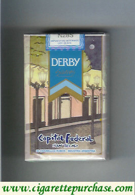Discount Derby Capital Federal Suaves cigarettes soft box