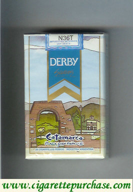 Discount Derby Catamarca Suaves cigarettes soft box