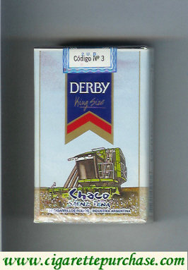 Discount Derby Chaco cigarettes soft box