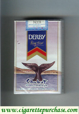 Discount Derby Chubut cigarettes soft box