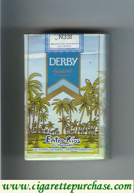 Discount Derby Entre Rios Suaves cigarettes soft box