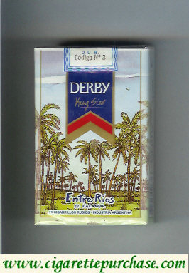Discount Derby Entre Rios cigarettes soft box