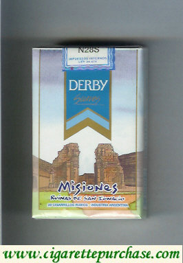 Discount Derby Misiones Suaves cigarettes soft box