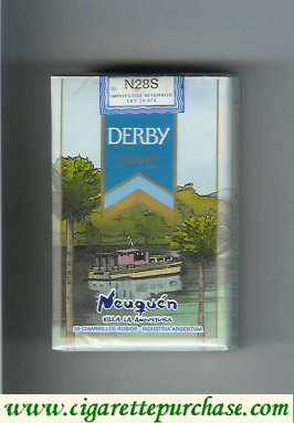 Discount Derby Neuquen Suaves cigarettes soft box