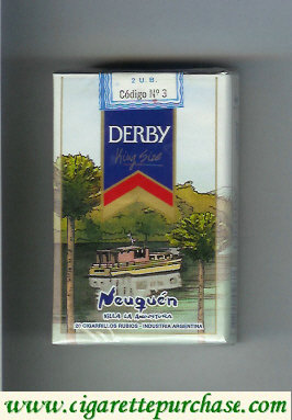 Discount Derby Neuquen cigarettes soft box