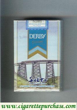Discount Derby Salta Suaves cigarettes soft box