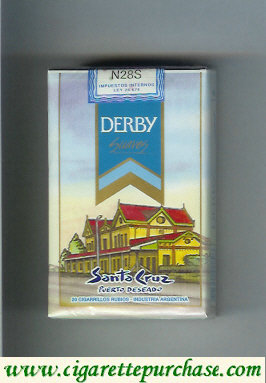Discount Derby Santa Cruz Suaves cigarettes soft box