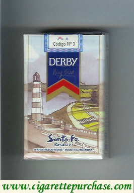 Discount Derby Sante Fe cigarettes soft box