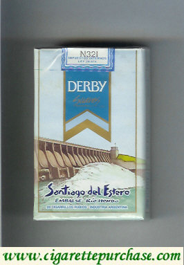 Discount Derby Santiago del Estero Suaves cigarettes soft box