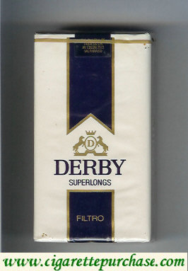 Discount Derby D King Size 100s cigarettes soft box