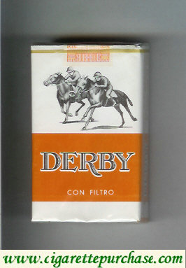 Discount Derby Con Filtro cigarettes soft box