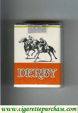 Discount Derby with jockeyes cigarettes soft box