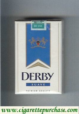 Discount Derby Suave cigarettes soft box