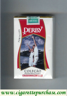 Discount Derby Fortaleza cigarettes soft box
