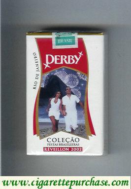 Discount Derby Rio De Janeiro cigarettes soft box