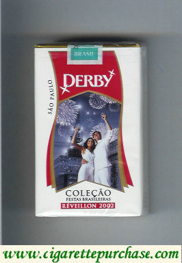 Discount Derby Sao Paulo cigarettes soft box