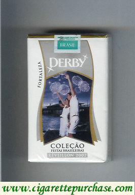 Discount Derby Lights Fortaleza cigarettes soft box