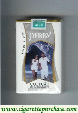 Discount Derby Lights Rio De Janeiro cigarettes soft box