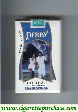 Discount Derby Suave Rio De Janeiro cigarettes soft box