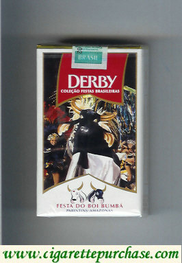 Discount Derby Festa Do Boi Bumba cigarettes soft box