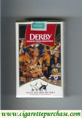 Discount Derby Festa Do Boi Bumba King Size cigarettes soft box
