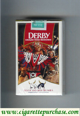 Discount Derby Festa Do Boi Bumba King Size soft box cigarettes