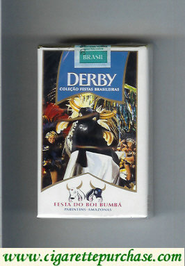 Discount Derby cigarettes Festa Do Boi Bumba soft box