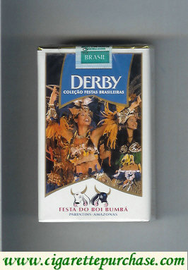 Discount Derby Festa Do Boi Bumba Suave cigarettes soft box