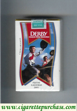 Discount Derby Cavalarianos cigarettes soft box