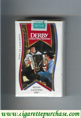 Discount Derby Roda De Chimarrao cigarettes soft box