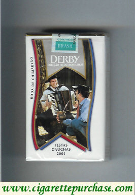 Discount Derby Lights Roda De Chimarrao cigarettes soft box