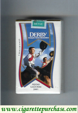 Discount Derby Suave Cavalarianos cigarettes soft box