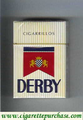 Discount Derby Cigarrillos cigarettes hard box