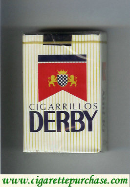 Discount Derby Cigarrillos cigarettes soft box