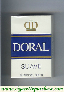 Discount Doral Suave cigarettes hard box