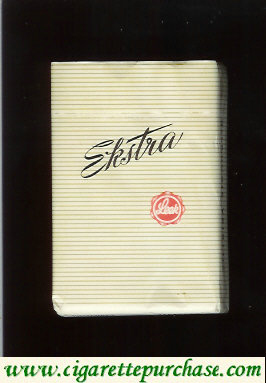 Ekstra cigarettes soft box