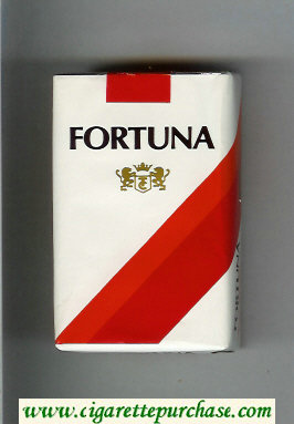 Discount Fortuna cigarettes soft box