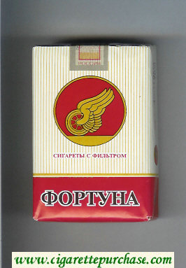 Discount Fortuna T cigarettes soft box