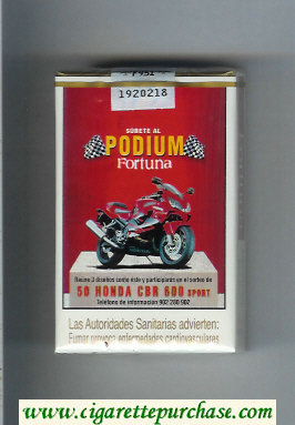 Discount Fortuna Podium 50 Honda CBR 600 Sport cigarettes soft box