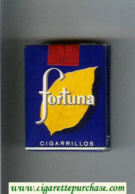 Discount Fortuna Cigarillos cigarettes soft box