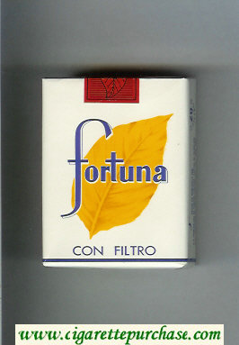 Discount Fortuna Con Filtro cigarettes soft box