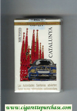 Discount Fortuna. Rally Fortuna Catalunya cigarettes soft box