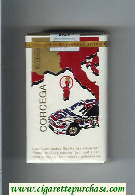 Discount Fortuna. Rally Fortuna Corcega cigarettes soft box