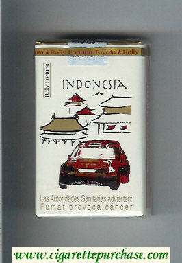 Discount Fortuna. Rally Fortuna Indonesia cigarettes soft box