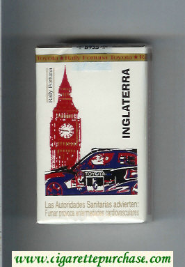 Discount Fortuna. Rally Fortuna Inglaterra cigarettes soft box